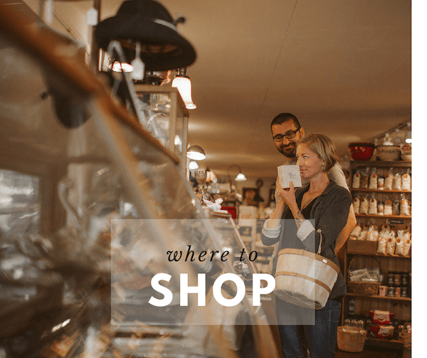 Shopping on Historic Main Street | Ferndale CA