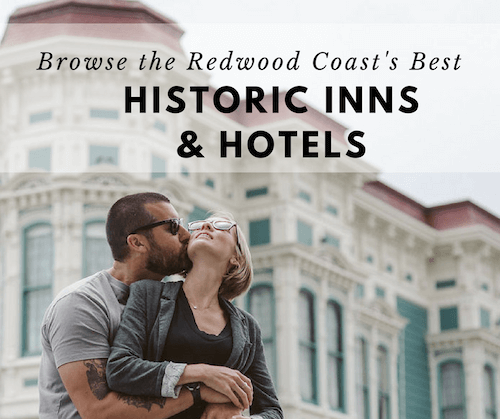 Best Historic Hotels in the Redwoods | Ferndale CA