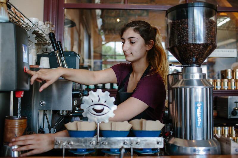 Mind's Eye Coffee Lounge in Ferndale CA