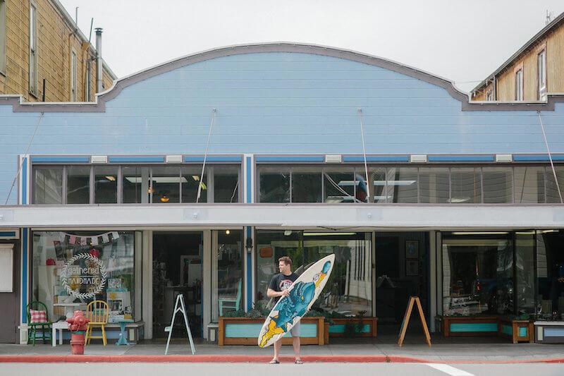 Shawn Griggs Surf Artist | Ferndale CA