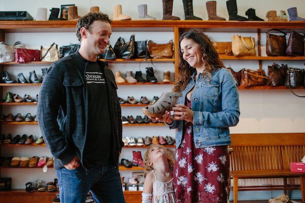 Shopping at Abraxis Shoes in Ferndale CA.jpeg
