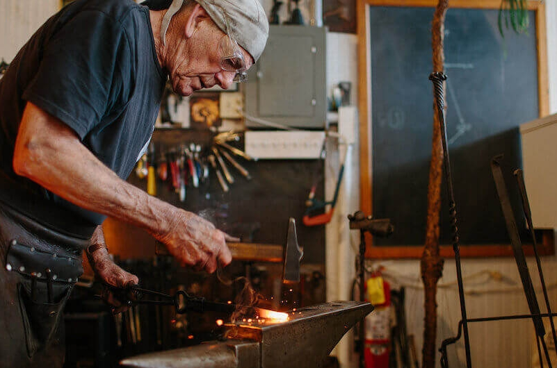 Joe Koches Blacksmith Shop in Ferndale CA.jpeg
