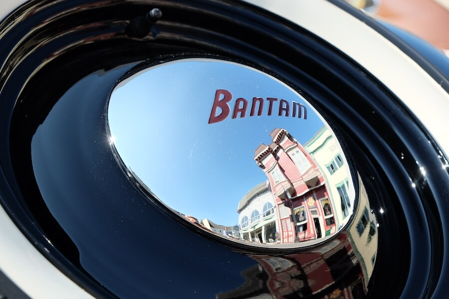 Vintage Bantam at Ferndale Concours on Main Car Show in Historic Ferndale CA.jpg