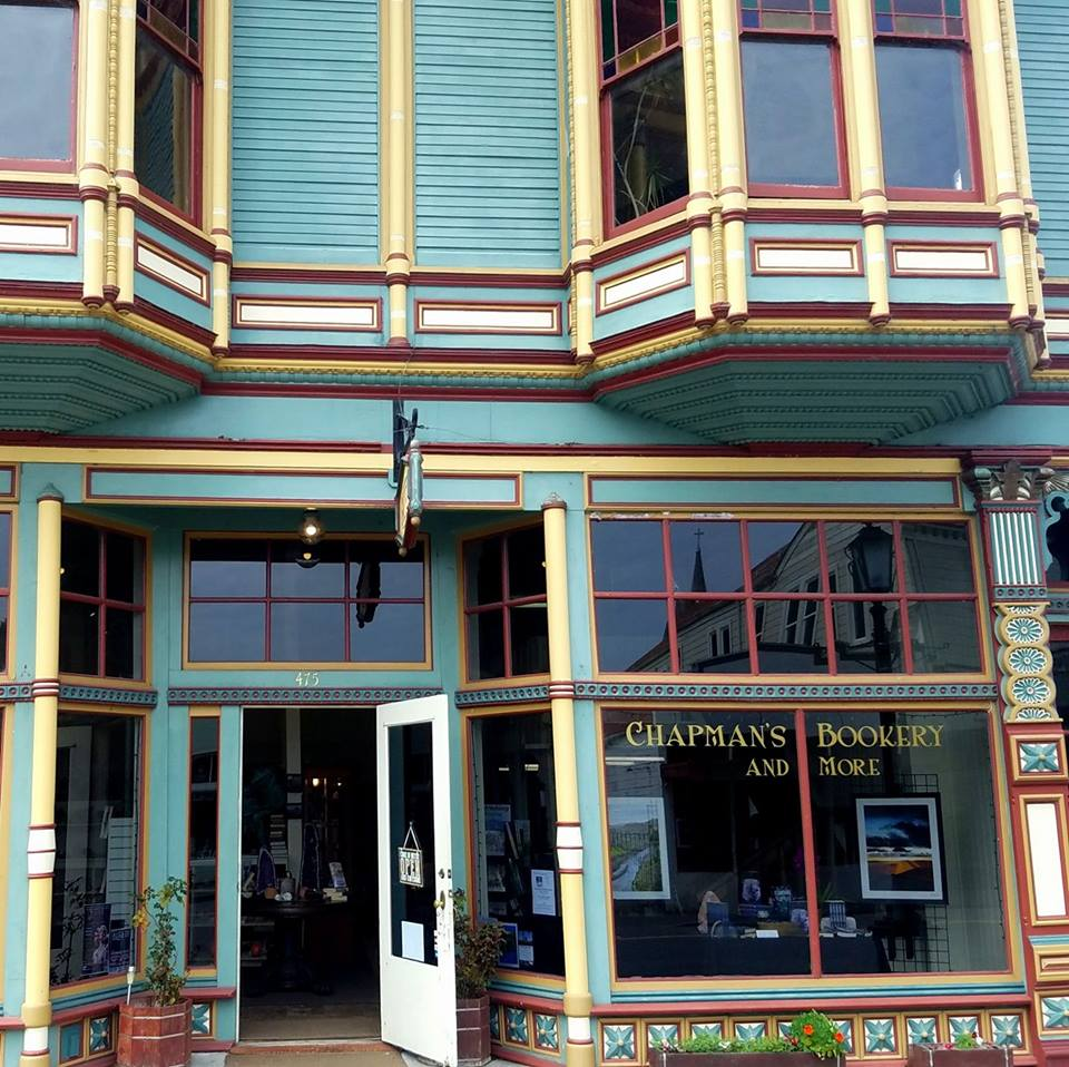 Chapmans Bookery & More | Gem Stone and Bookstore in Redwoods Historic Victorian Ferndale CA.jpg