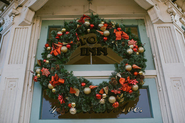 Christmas Lodging in Historic Ferndale CA
