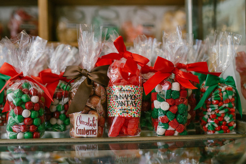 Old Fashioned Candy at Golden Gait Mercantile General Store in Ferndale CA - Victorian Holidays.jpeg
