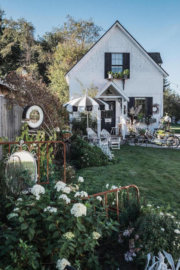 Ferndale Barndominium | Refurbished Rustic Chic Barn Airbnb in Ferndale CA