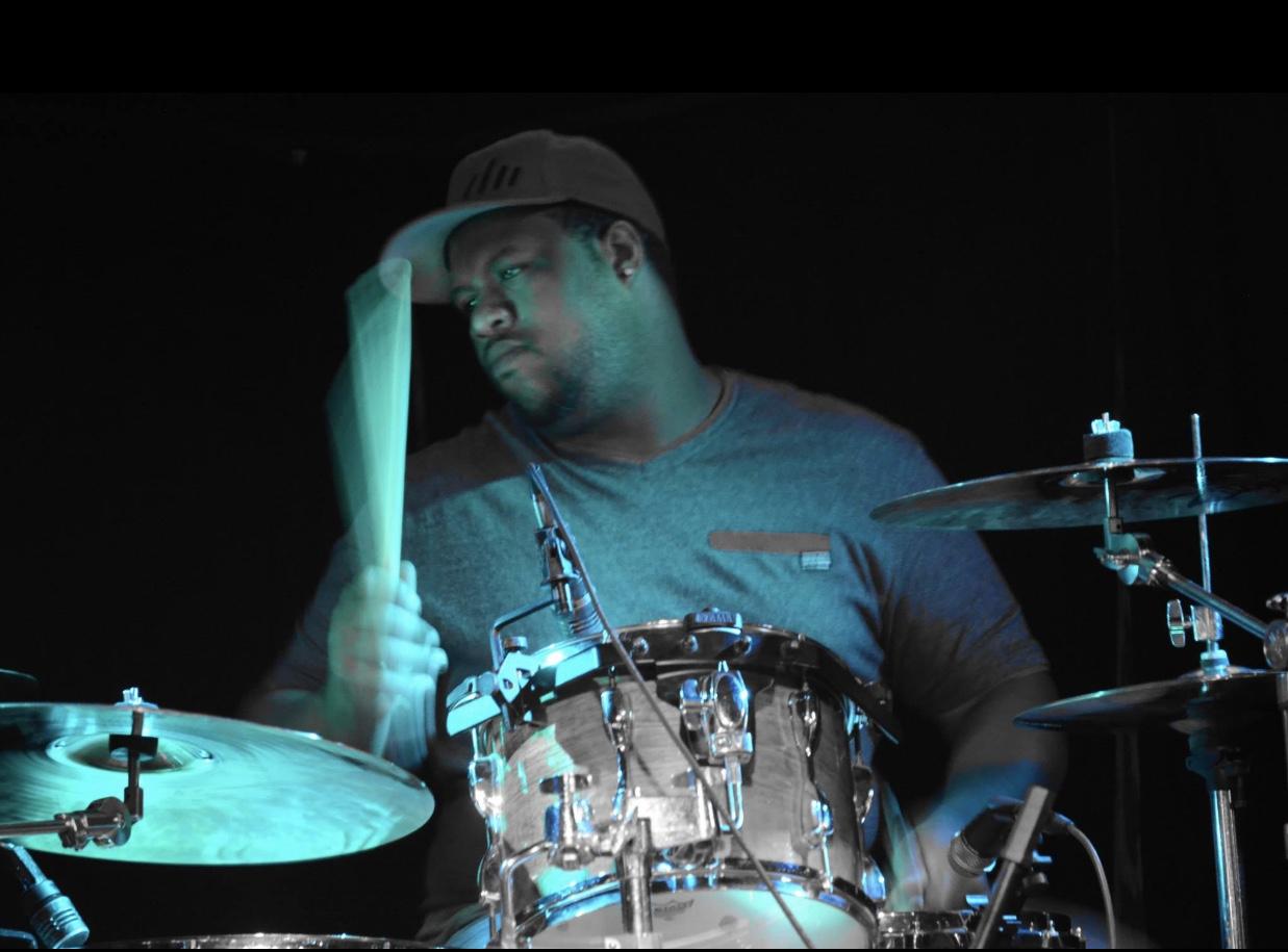 Milton Toles - Drums/Percussion