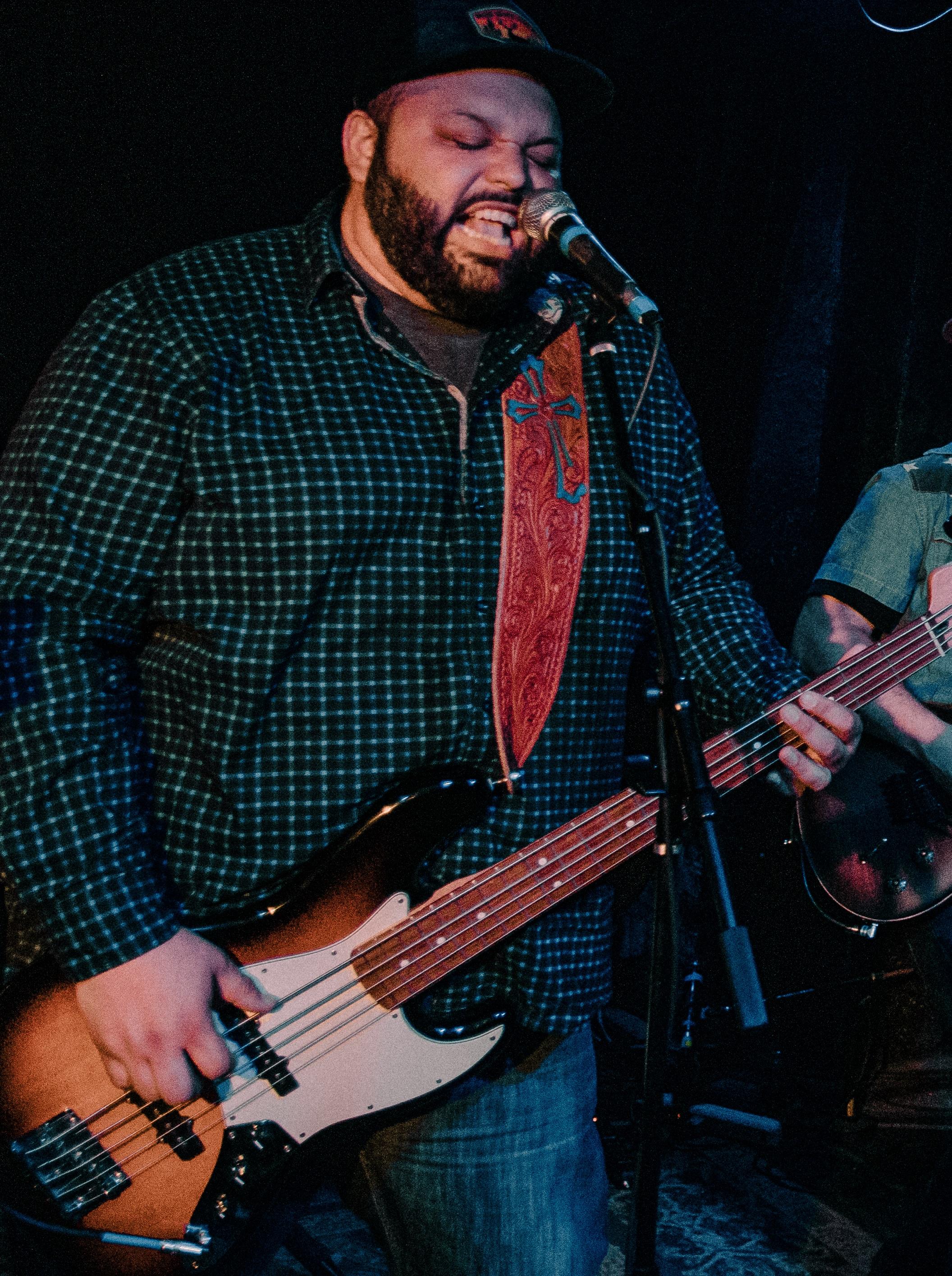Alex Trejo - Bass Guitar