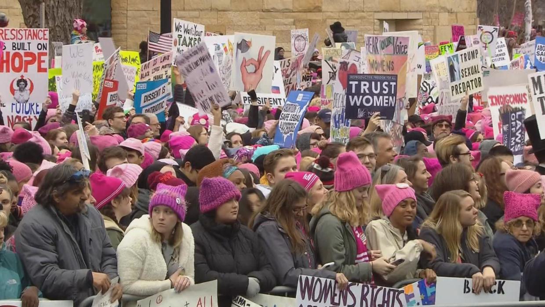 ¿Por qué marchamos?: Las protestas de mujeres contra Trump vistas por una experta en salud mental   .   Published by:  Univision