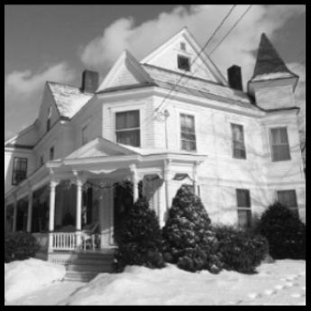 Photo post card courtesy Ross Deachman. c. 1920 Nutting / Cole House