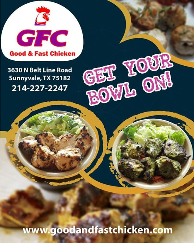 We Know You Deserve More! Try Our AMAZING #Creamy And #FreshHerb Chicken � � � � �� . . . http://www.goodandfastchicken.prestoorder.com/  #GFC #GoodAndFastChicken #WeKnowChicken #GFCKnowChicken #GFCCreamyChicken #GFCFreshHerbChicken #BestChicken #Tasty #TasteYouNeverForget
