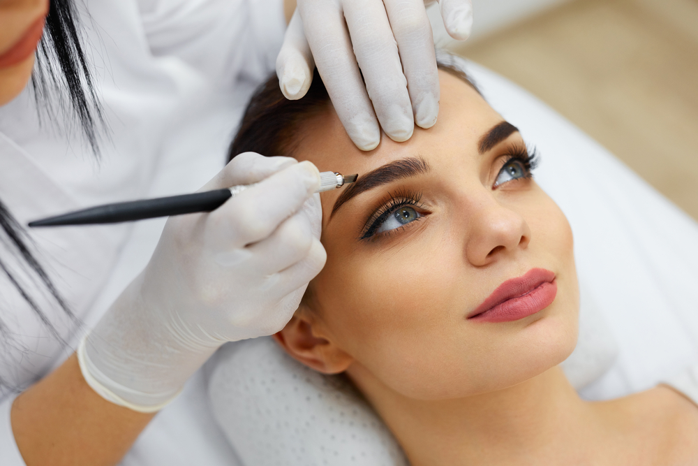 The Microblading Proccess