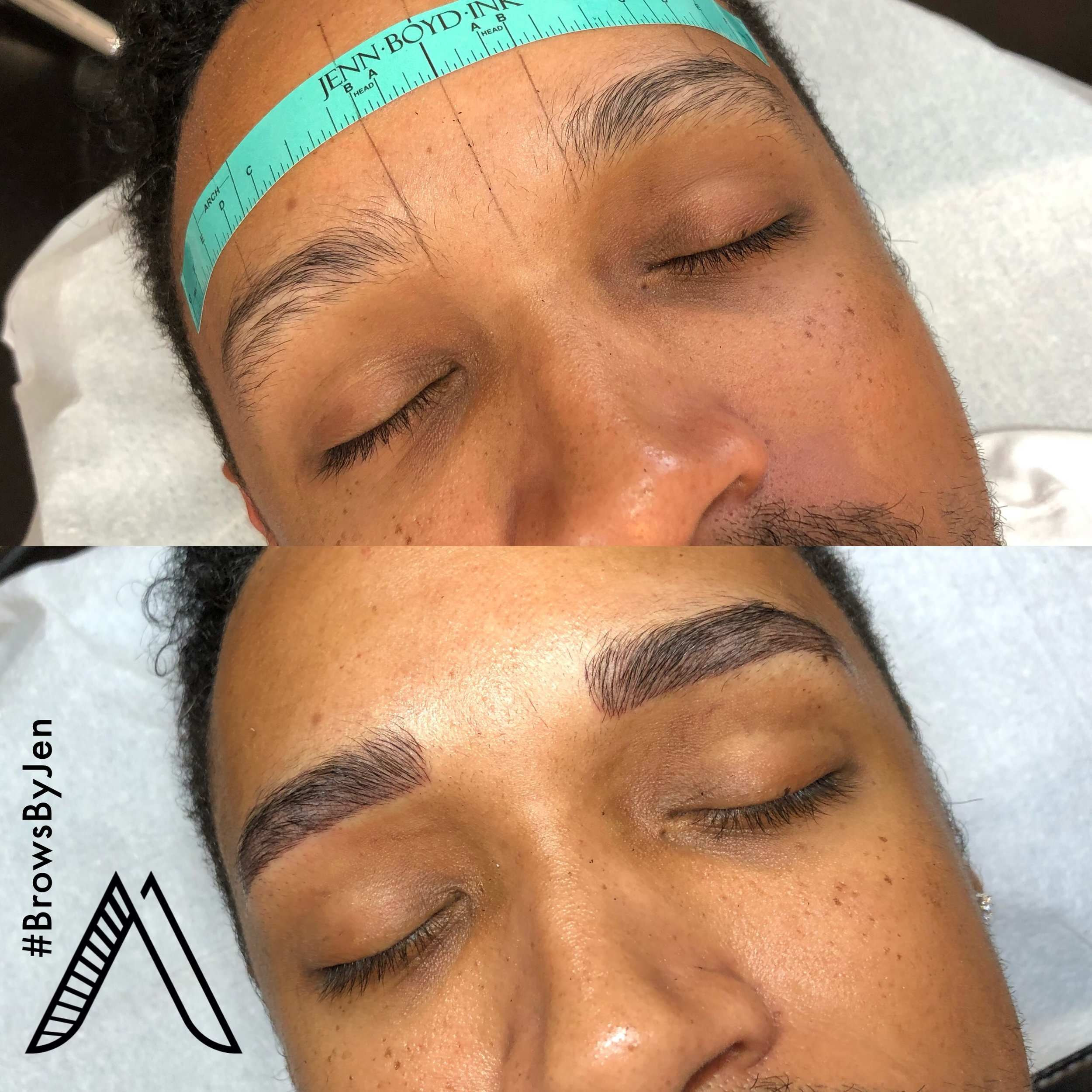 Male Combo Brows