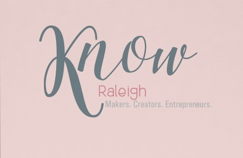 Know Raleigh 2018 - Check out page 17 to see Jen featured in the KNOW Raleigh Book Volume 1! Visit the studio to pick up a copy of Know Raleigh 2018 or Click below to view the issue.