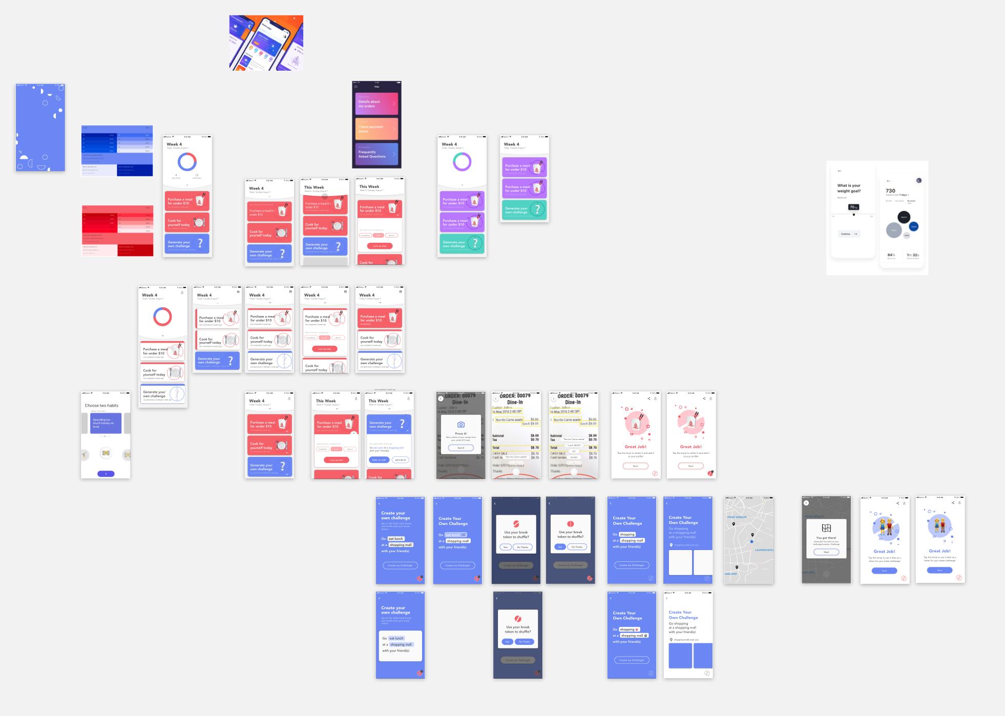 Sketch App Prototypes