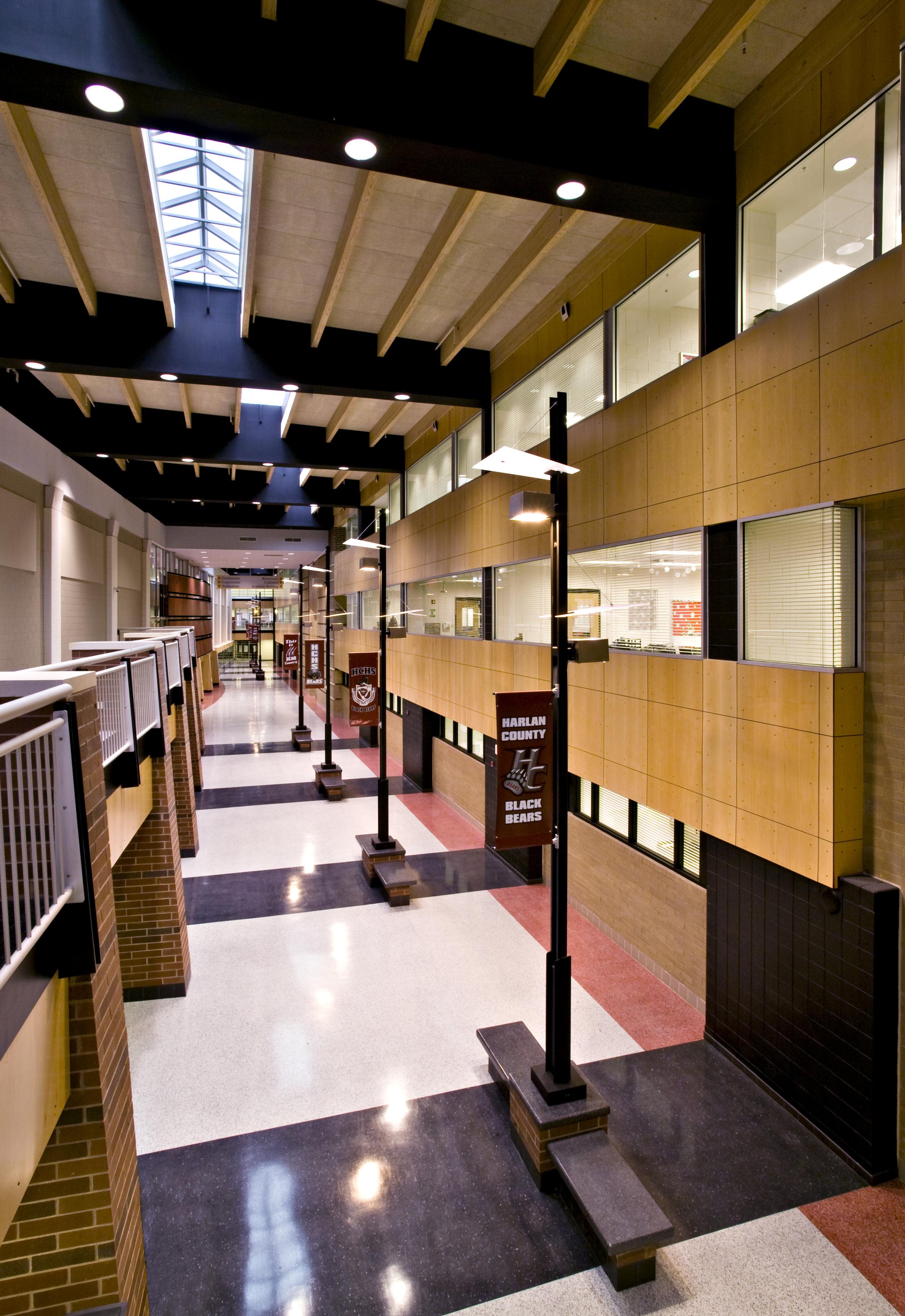 HARLAN HIGH SCHOOL