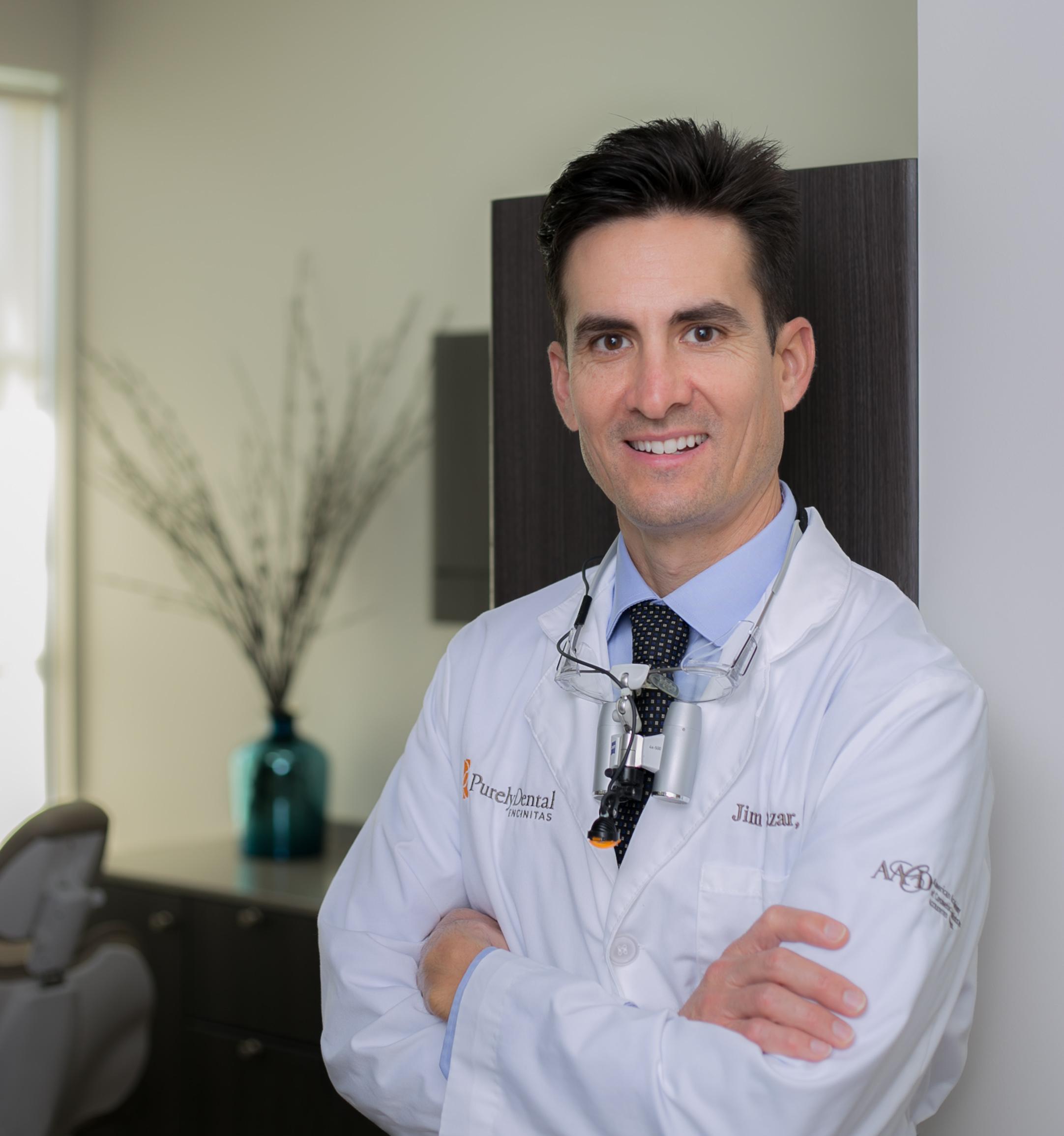 Meet Dr. Salazar at Purely Dental Encinitas.