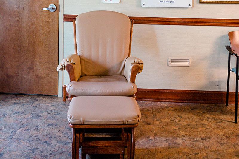 The Birthing Spa - Rocker-Glider Chairs