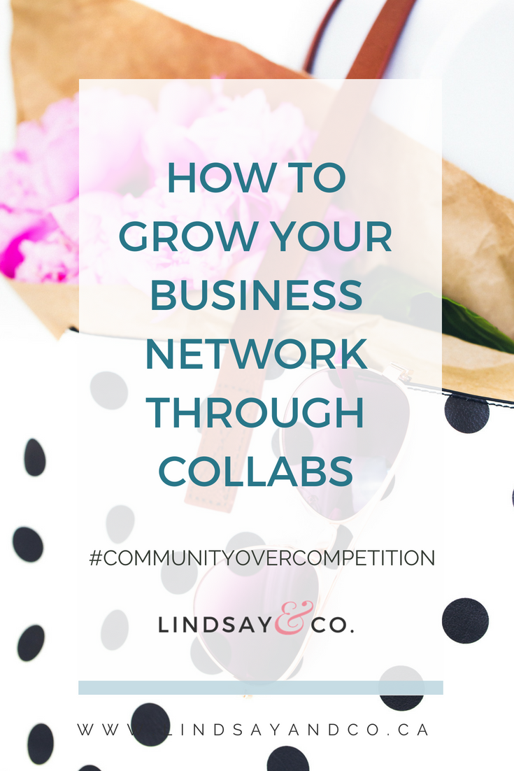 HOW TO GROW YOUR BUSINESS THROUGH COLLABORATION