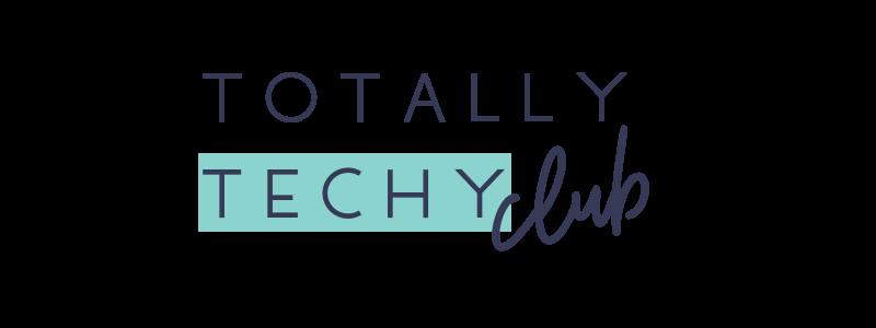 Totally Techy Club Logo