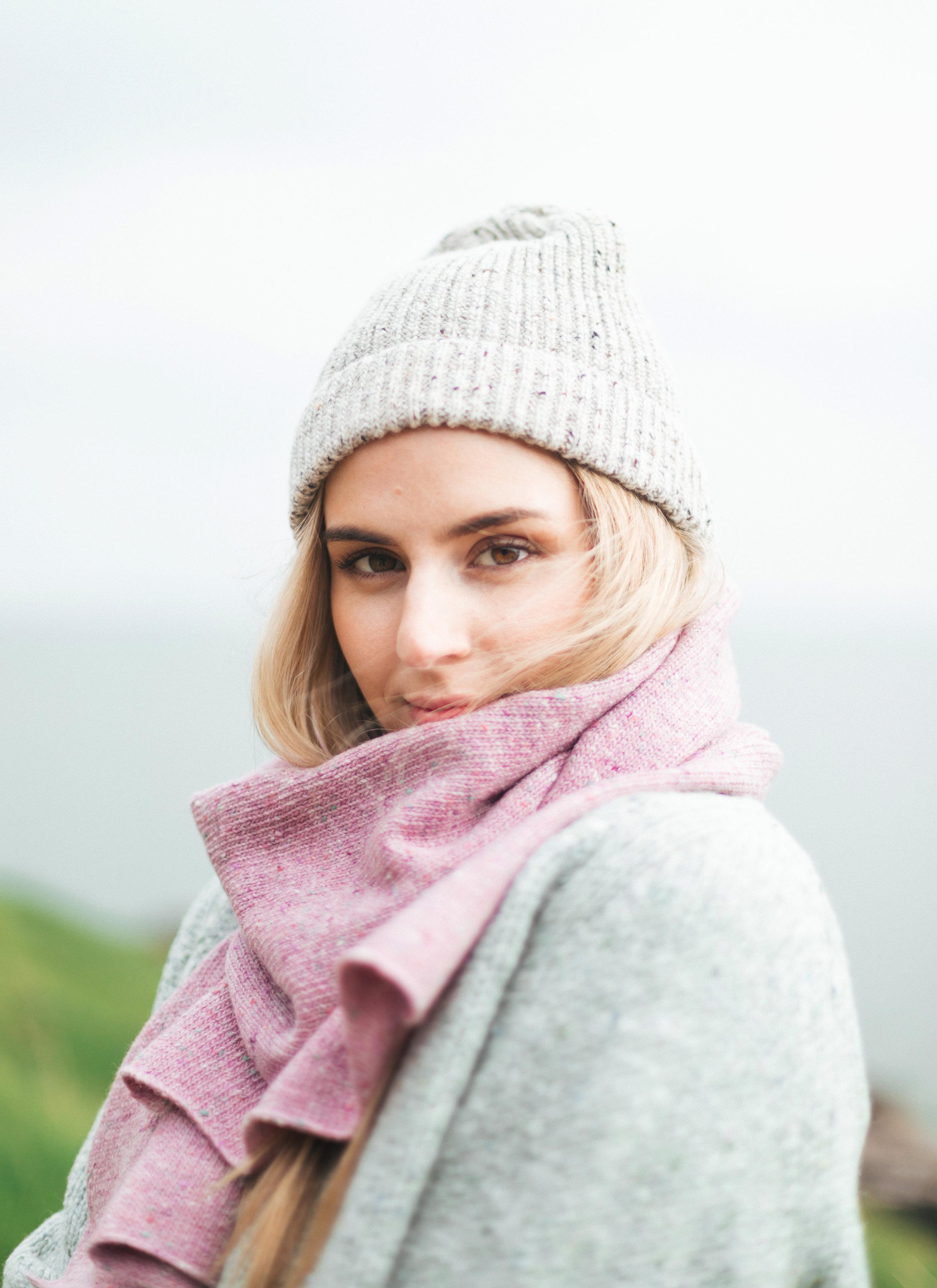 72b9a15b2c915d BÉBHÍNN - Irish Merino Wool Hat