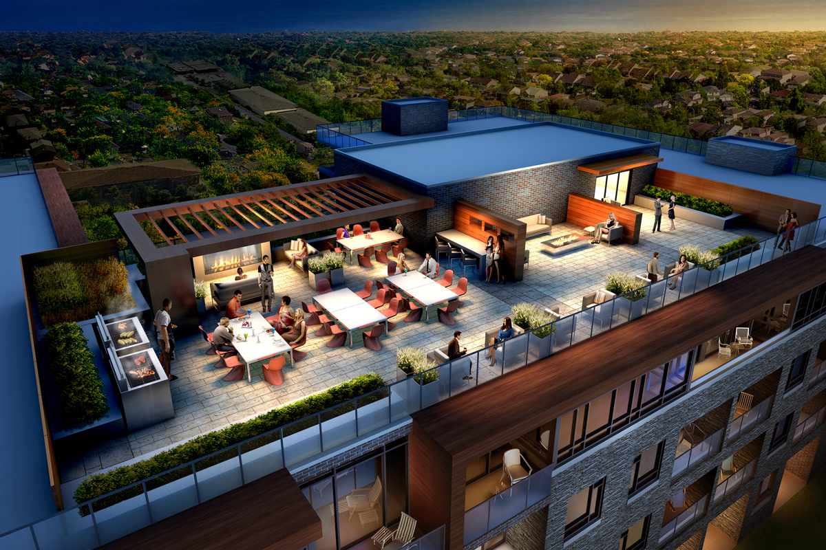 HHHA award of distinction - Mod'rn Condominiums -