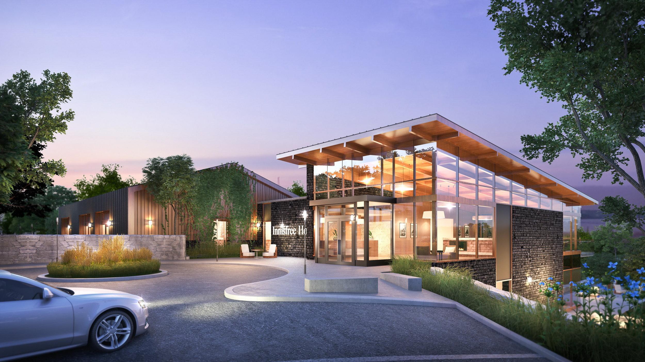 Urban Design Award - Innisfree House -