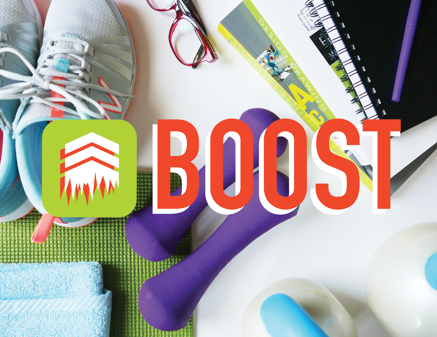BOOST - App Design & Advertising