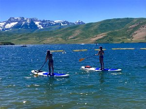 HALF DAY STAND UP PADDLE BOARD