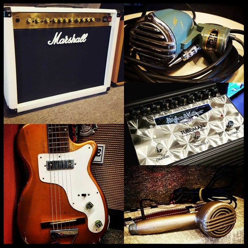 Used Gear-  used gear comes & goes fast, follow us on Instagram, Facebook or Reverb.