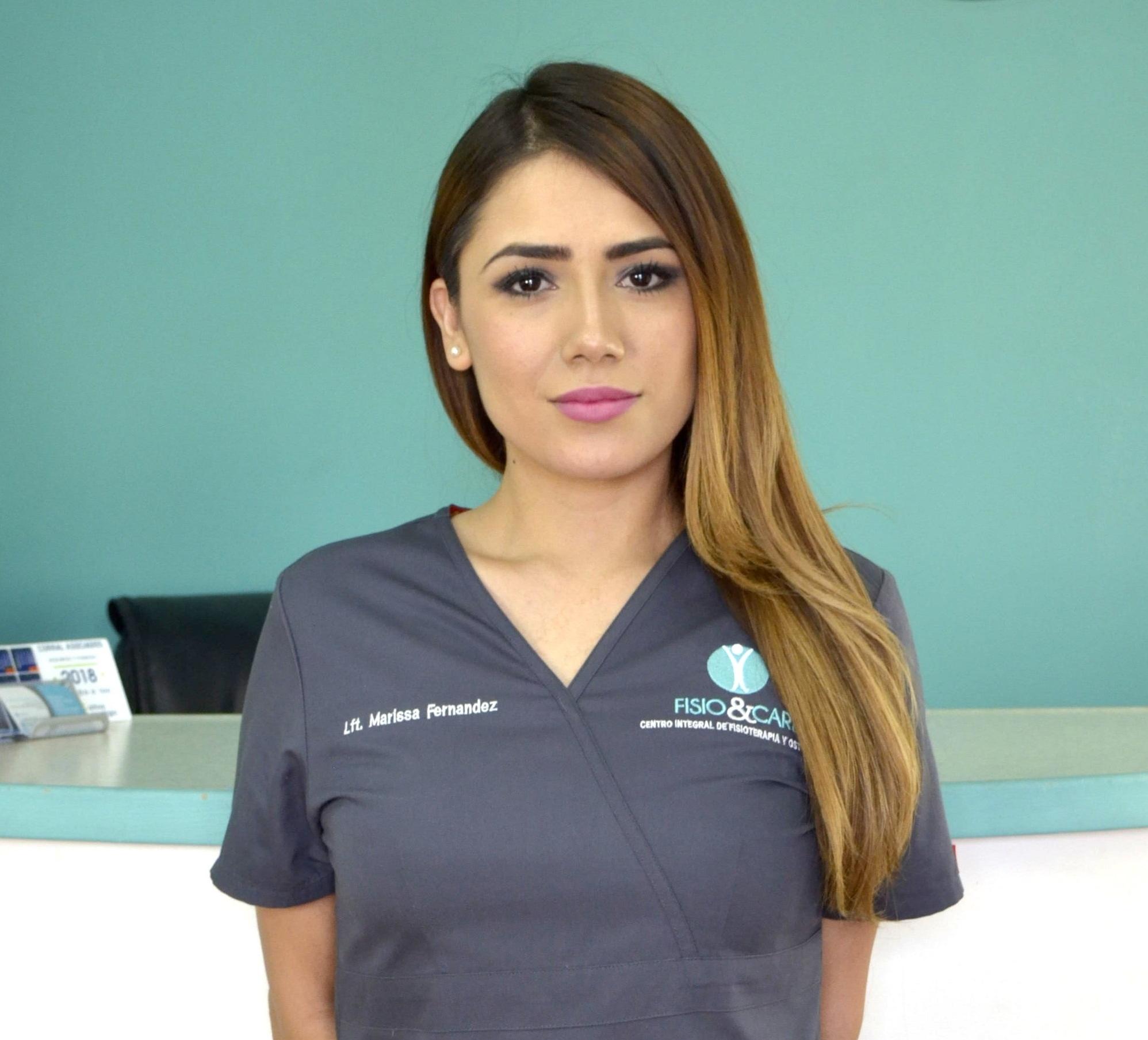 Lic.PT Marissa Fernandez Reyes                                                                                    Co-Director