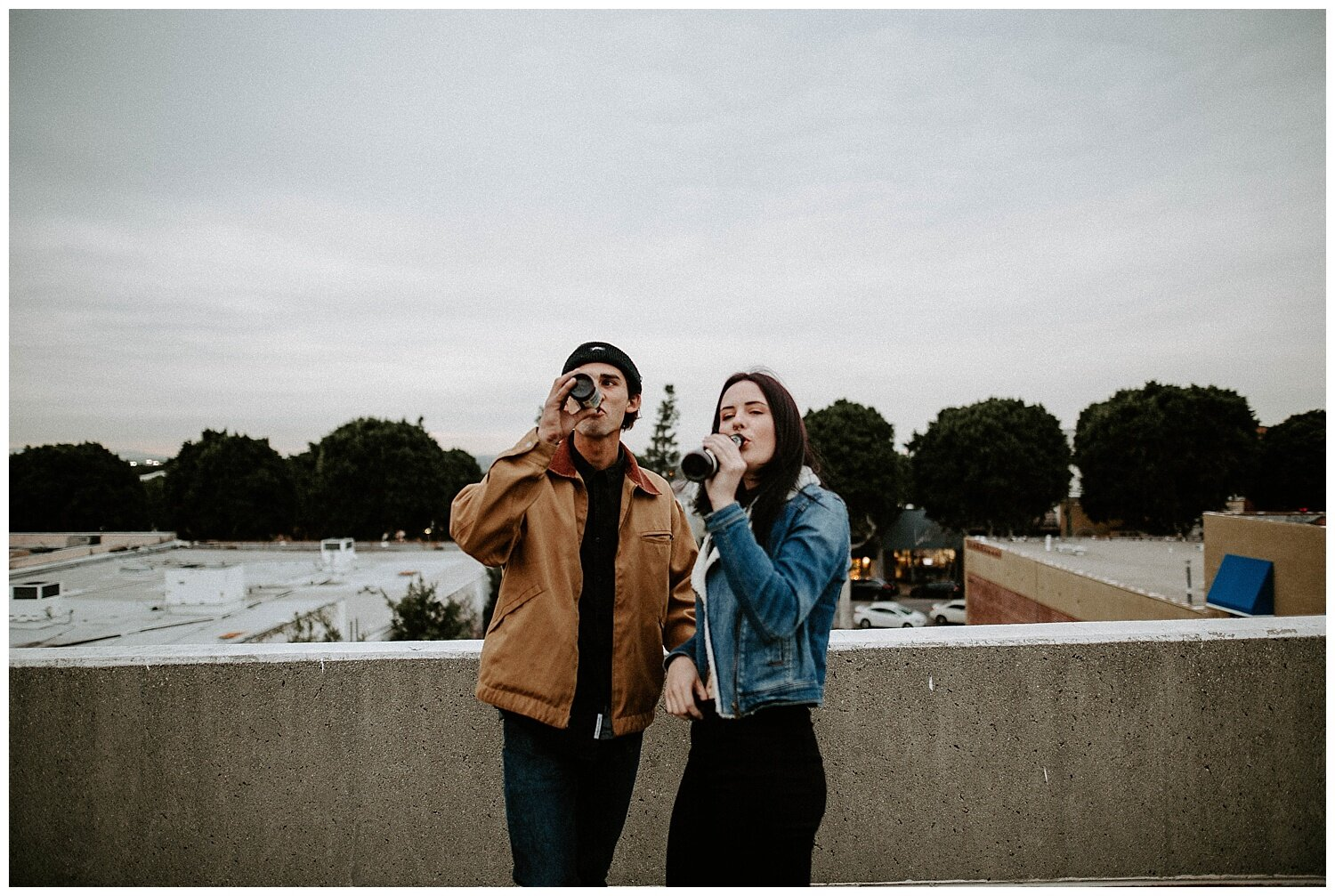 Beers On The Roof with Haley + James -