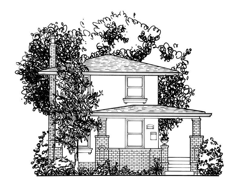 Katie Danner Home Drawing Kansas City Real Estate illustration 37.jpg
