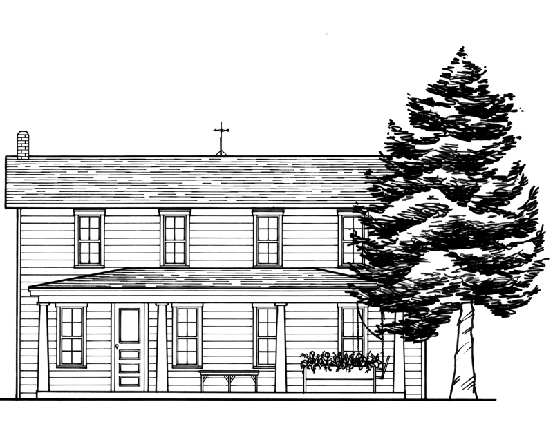 Old Danner Farm Home