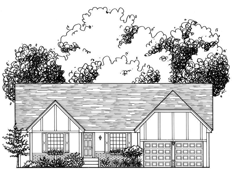 Katie Danner Studio Home Drawing