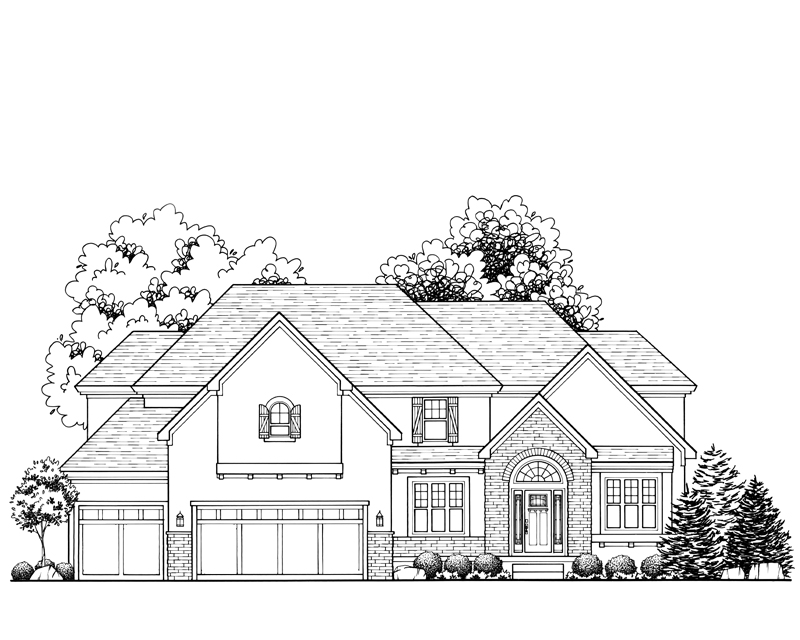 New Construction in Overland Park