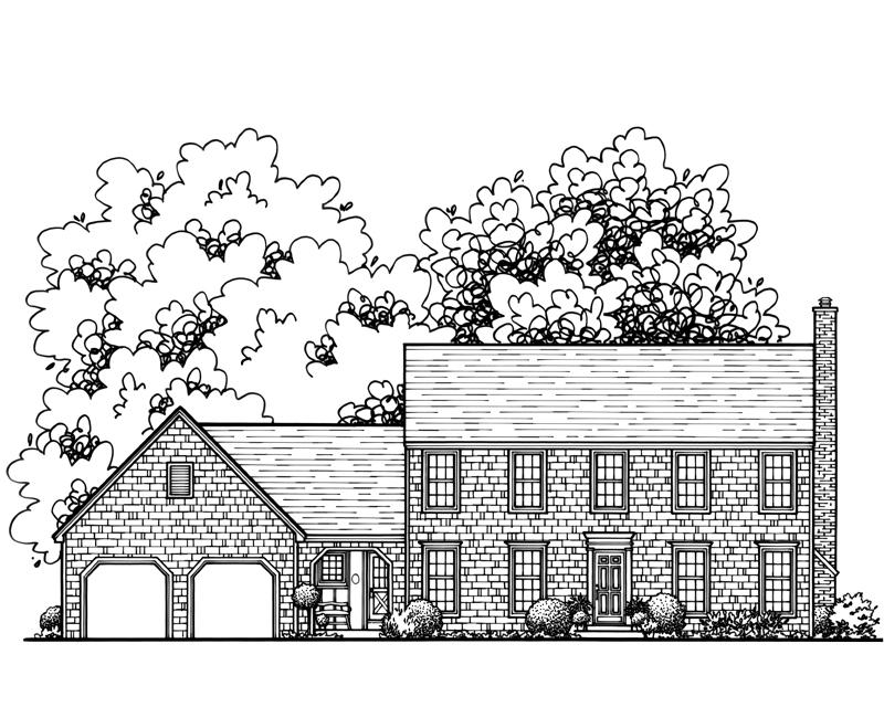 Prairie Village Colonial