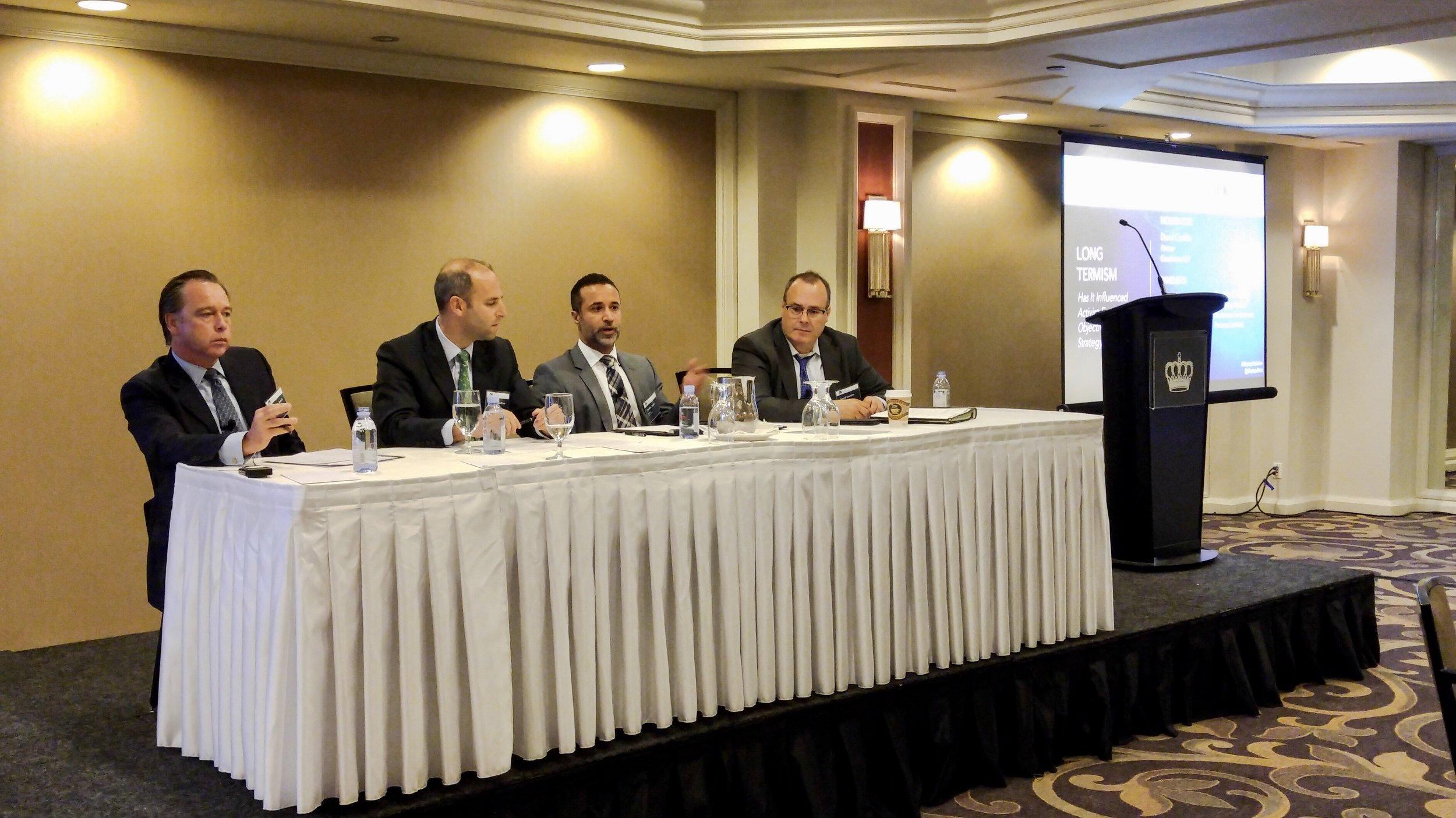 Claudio Rojas - Hurt Capital - Long Termism – Global Shareholder Engagement and Activism Summit