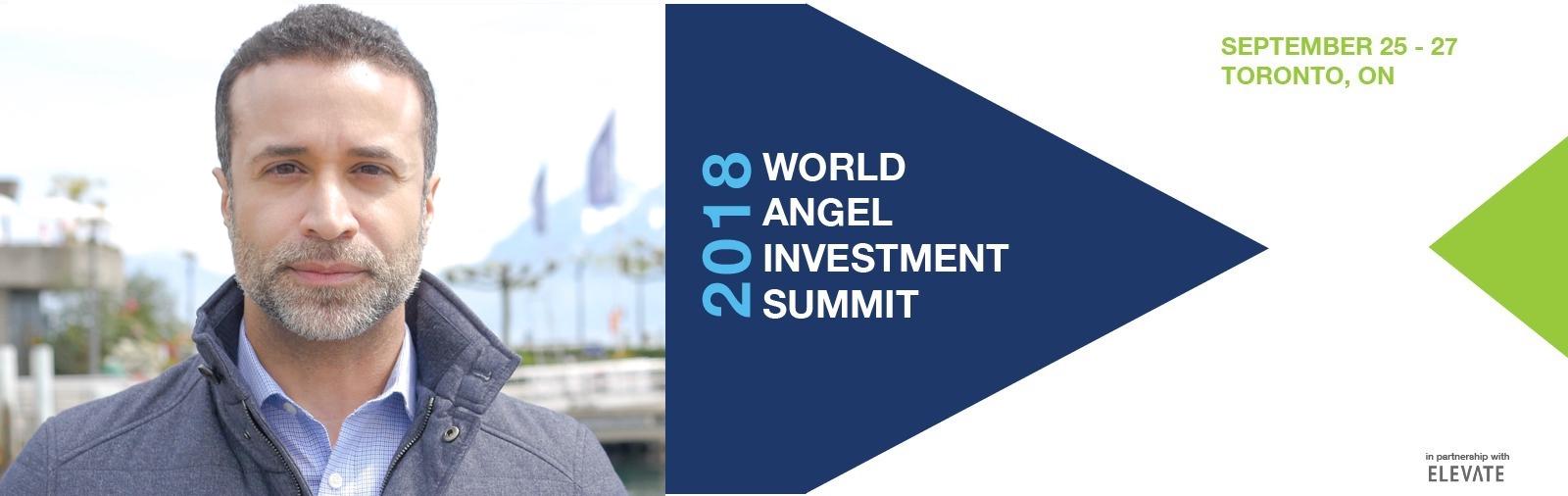 Panel speaker, 2018 World Angel Summit