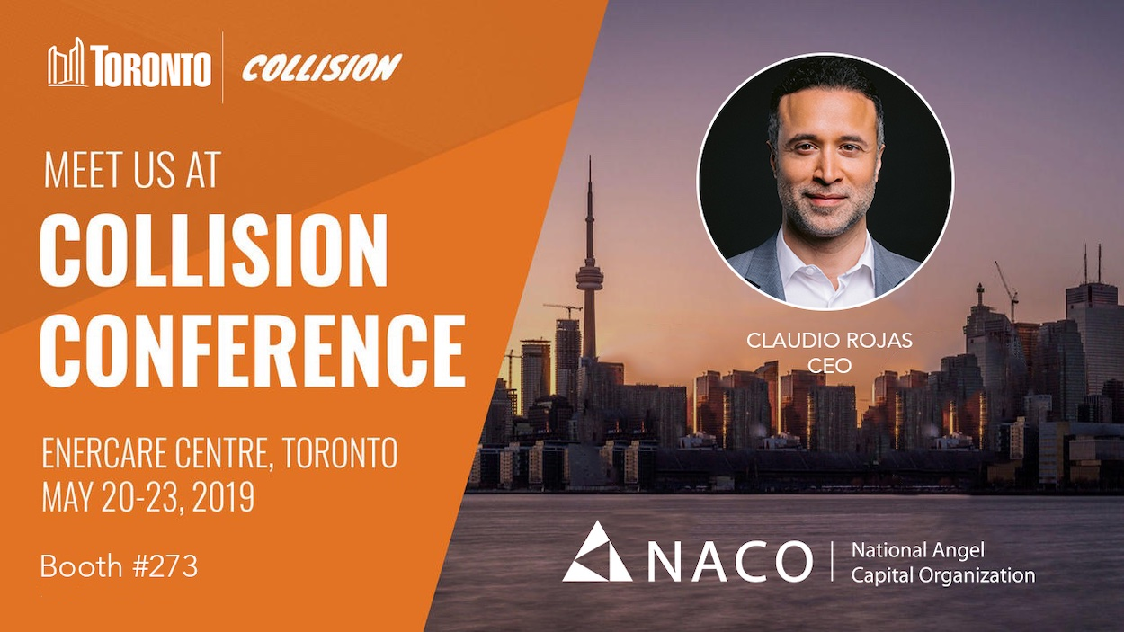 Meet us at Collision Conference - Claudio Rojas - National Angel Capital Organization.jpg