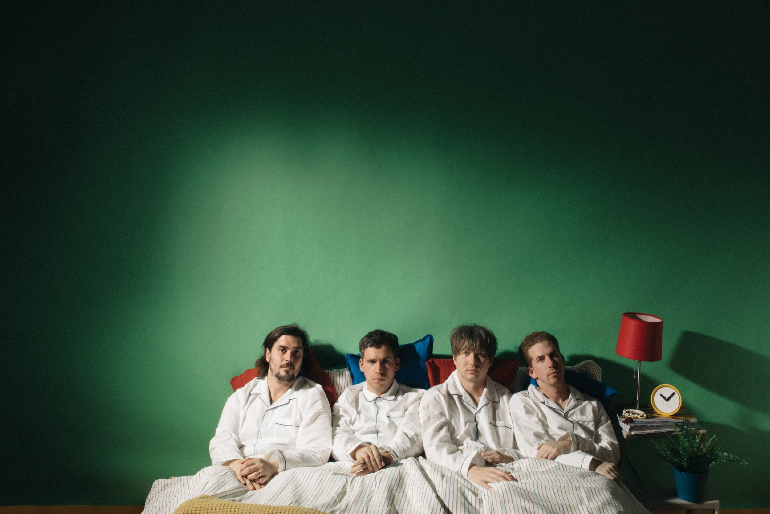 """Parquet Courts – """"Almost Had to Start a Fight / In and Out of Patience"""" - As fate would have it, we have another excellent single from a forthcoming album (Wide Awake!) which is set to come out on the same day as Barnett's LP: May 18th. Beloved within the indie rock scene for their unique """"Americana-punk"""" sound, Parquet Courts excels at capturing the oddities and frustrations of living in present-day America. This track continues the trend, describing the despondent nihilism we've turned to as a national coping mechanism for the aptly termed """"chaos dimension"""" we live in. Until we find ourselves a government that isn't run entirely by corporate interests, at least we'll have some catchy tunes to help pass the time."""