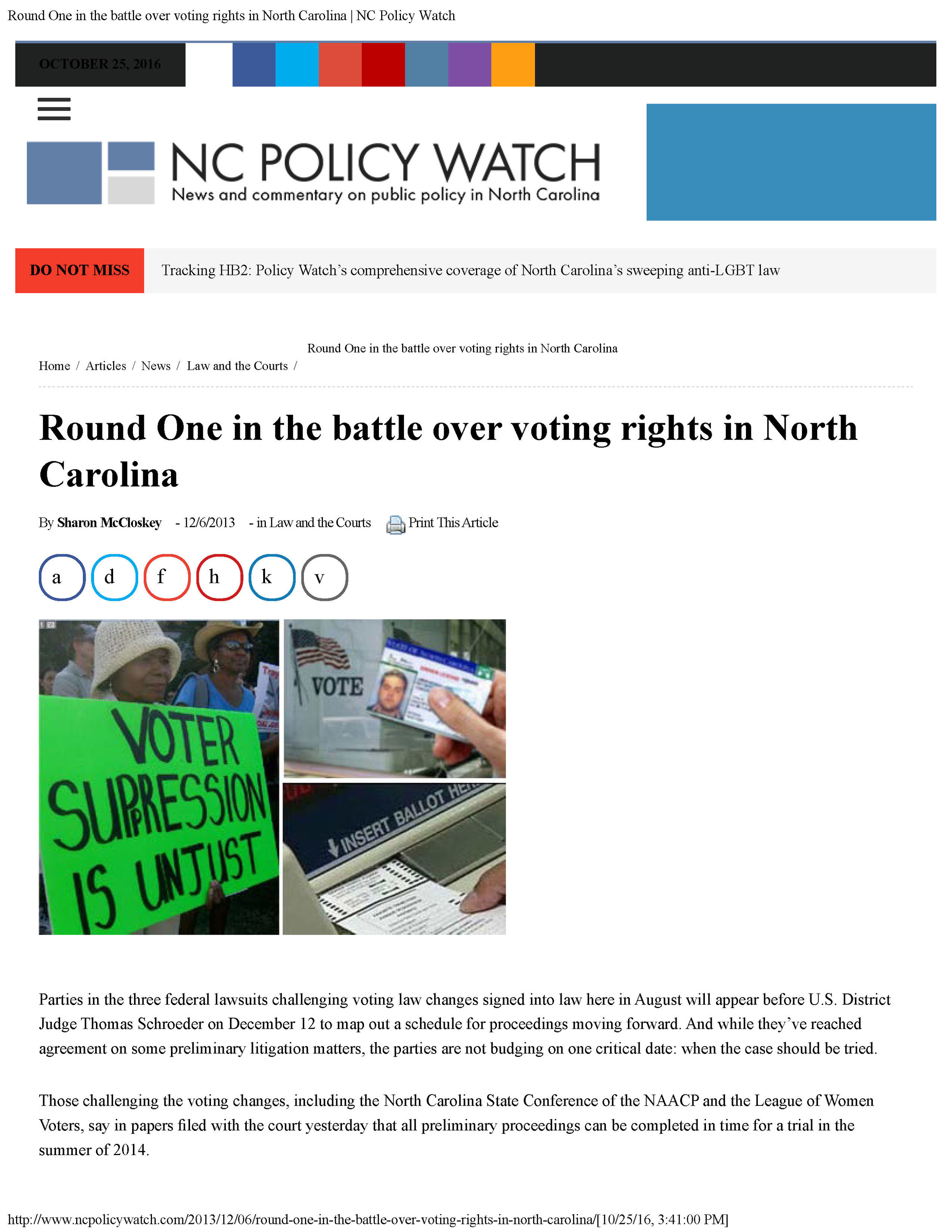 Sharon McCloskey - Round One in the battle over voting rights in North Carolina - NC Policy Watch_Page_1.jpg
