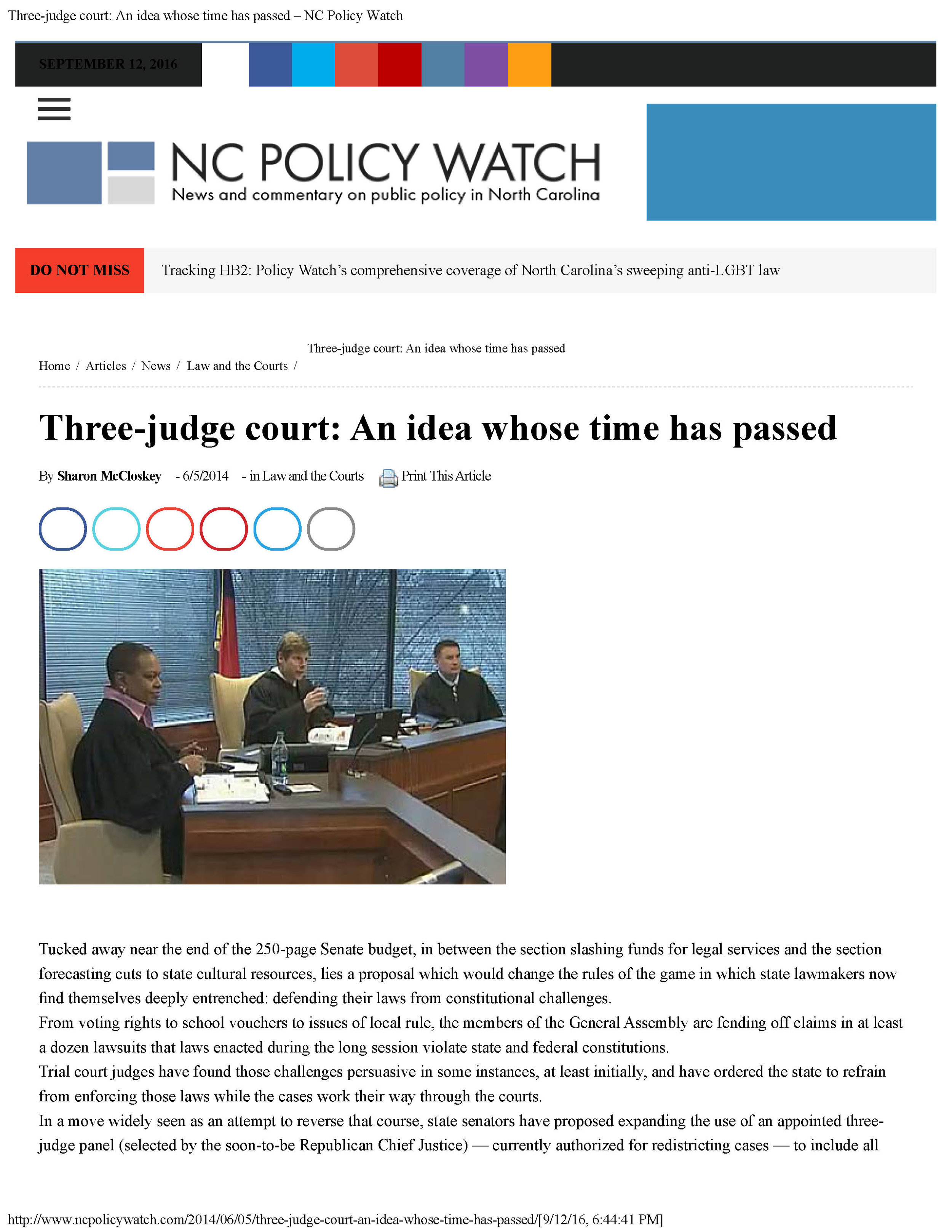 Sharon McCloskey - Three-judge court- An idea whose time has passed – NC Policy Watch_Page_1.jpg