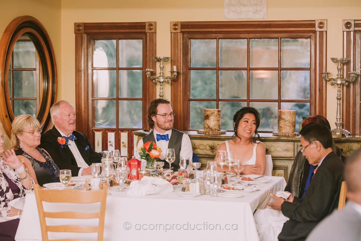 wedding-head-table-bride-reaction