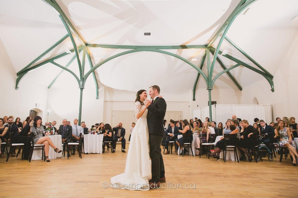 enoch turner schoolhouse wedding first dance