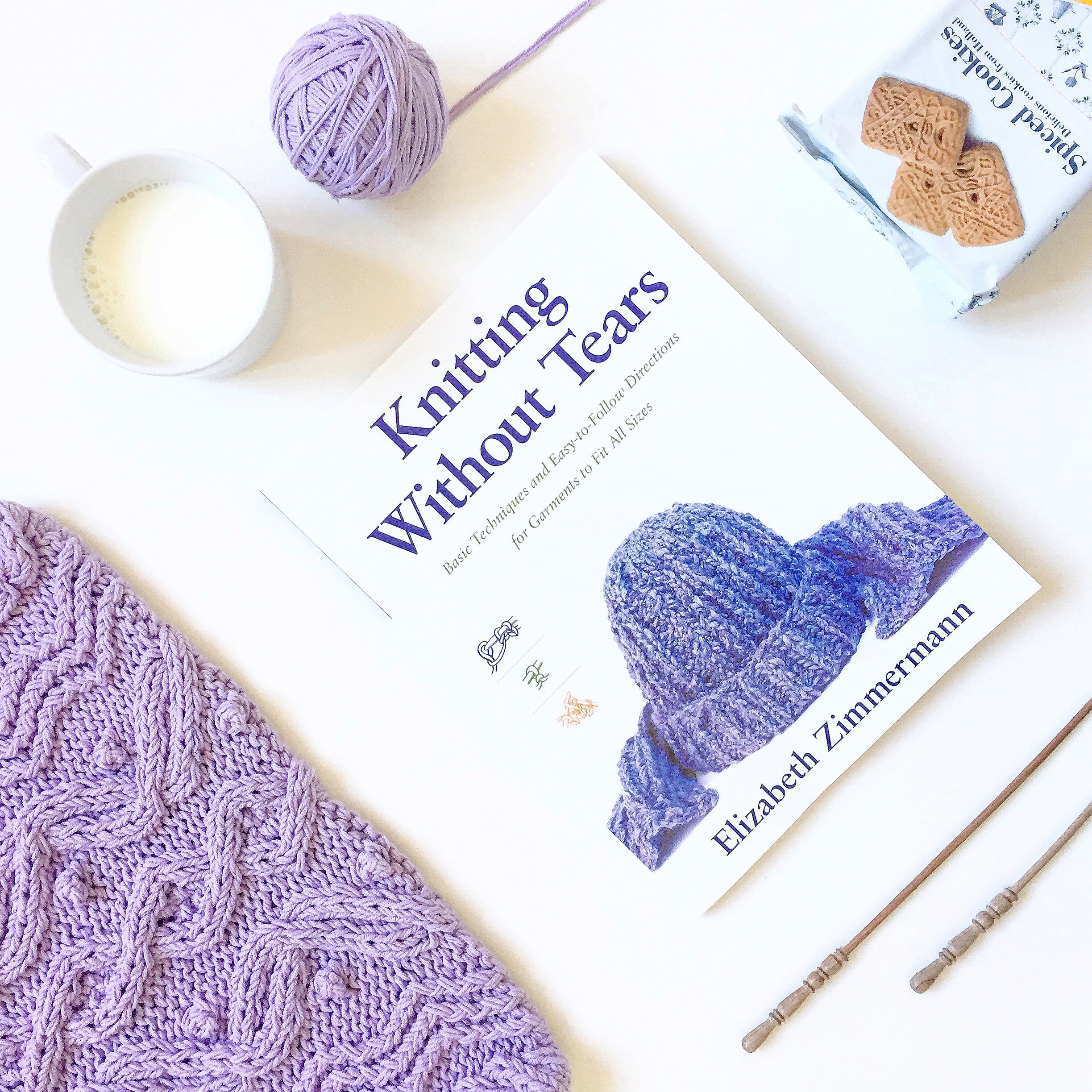 Knitting without tears book review