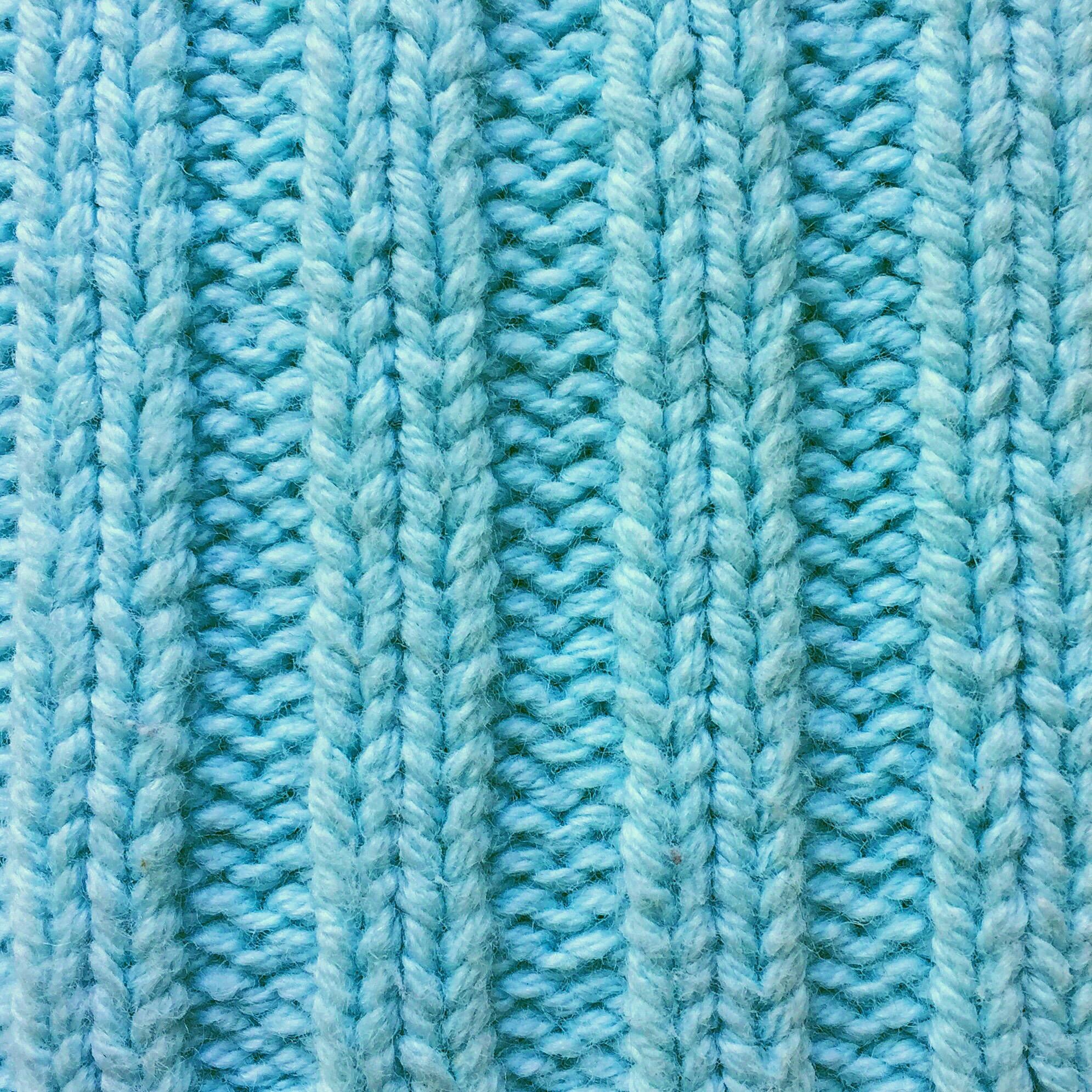 2x2 Rib Stitch How to knit