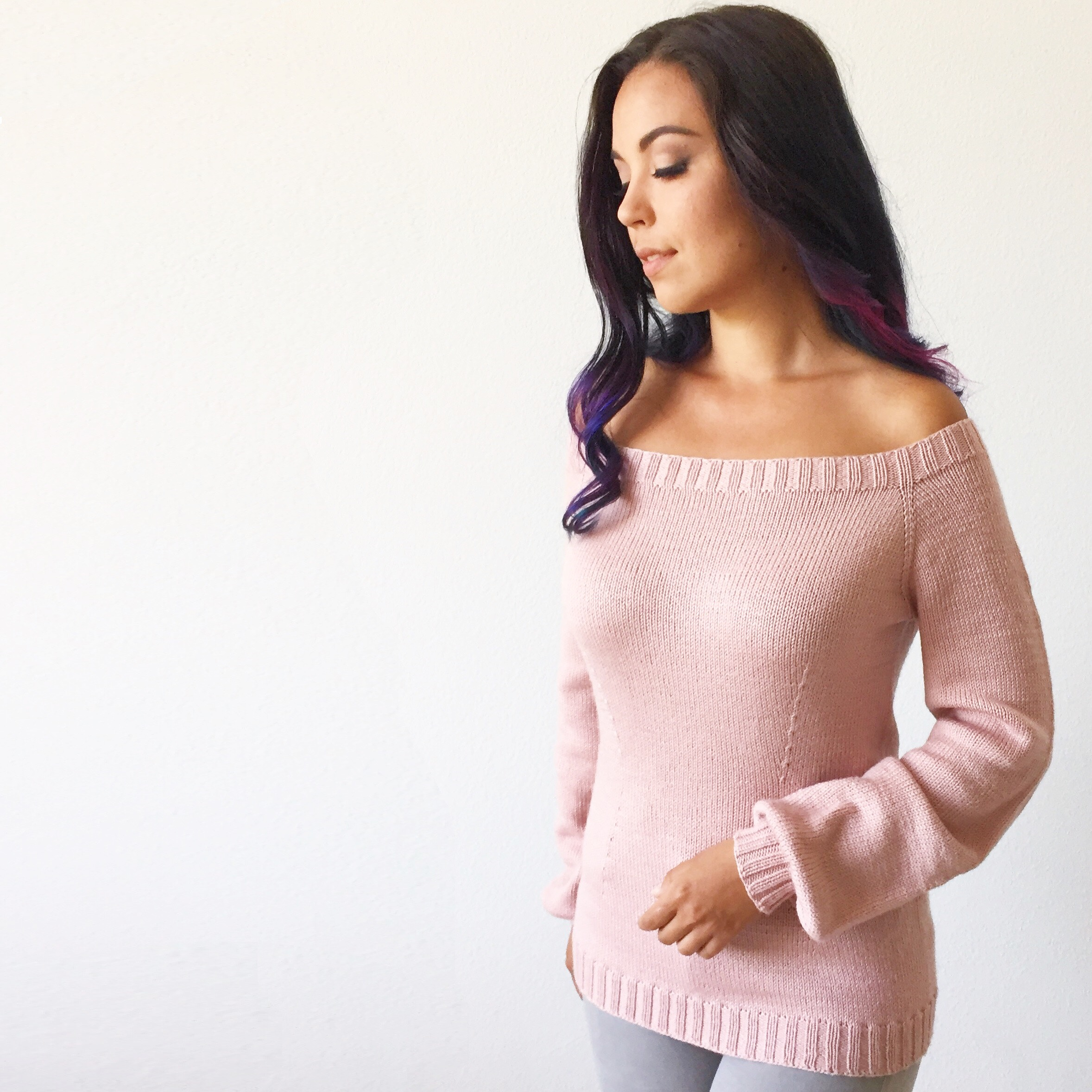 How to knit Forever April Sweater