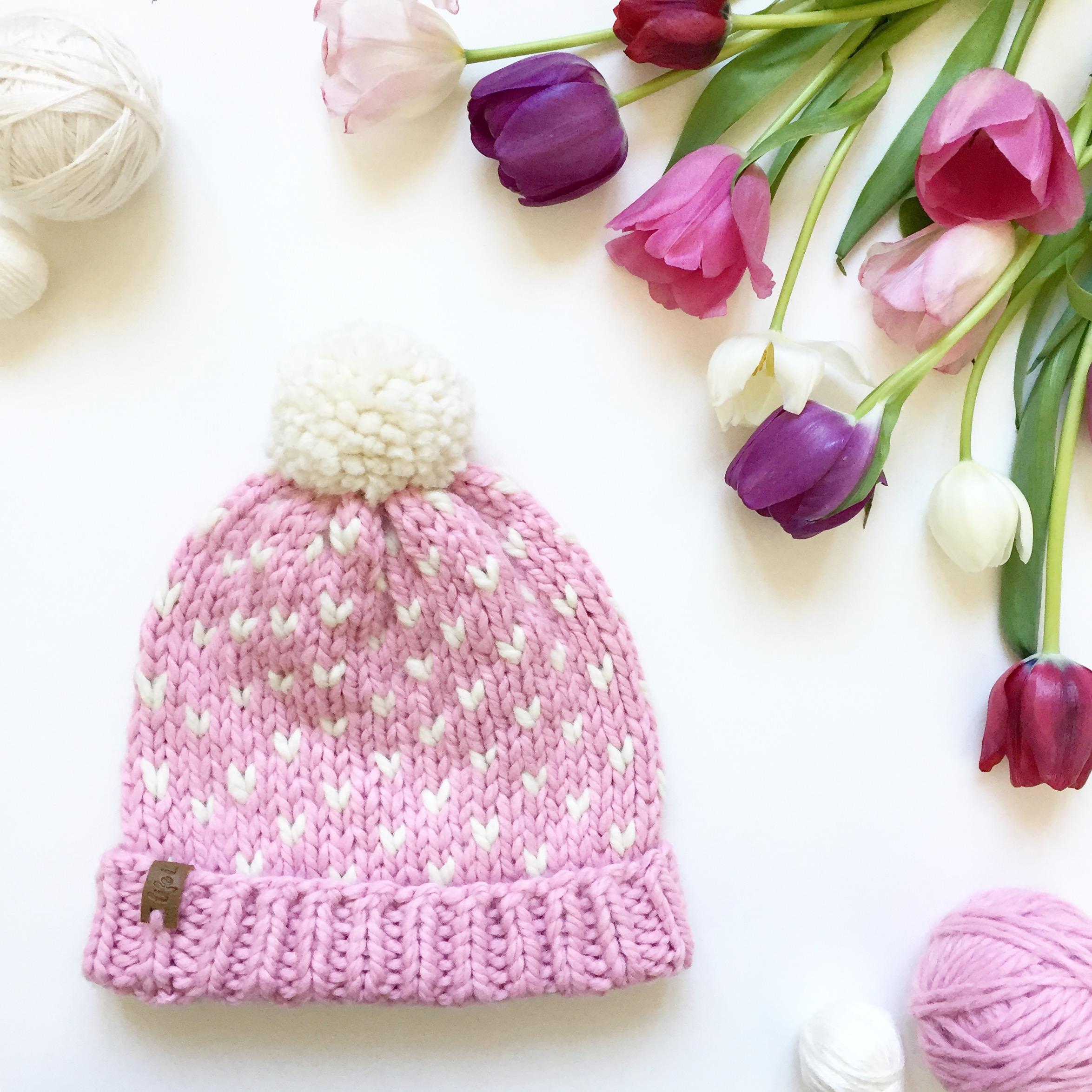 basic-fair-isle-hat-tulips